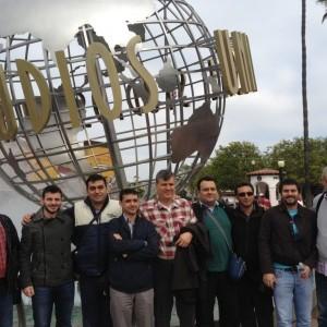 AMERİKA SEYAHATİ 2013 UNIVERSAL STUDYOLARI